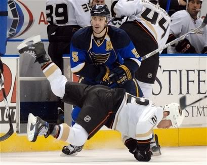 St. Louis Blues/Barett Jackman